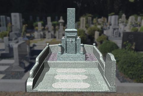 宝塚市大林寺霊園で墓石建立の見積もり(無料)